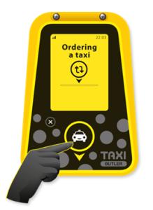 taxi Butler grand