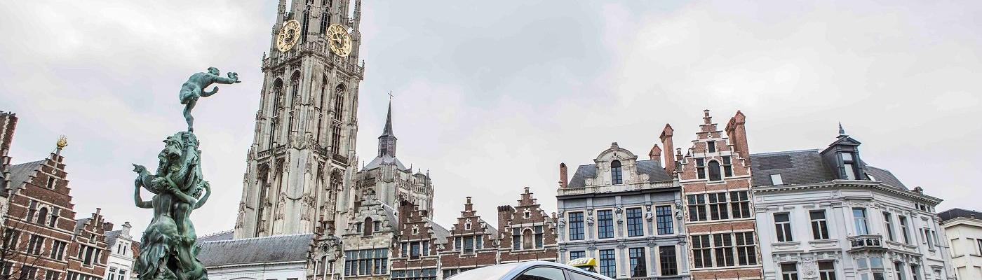 E-Taxi Vlaanderen (foto D. Kerstens)