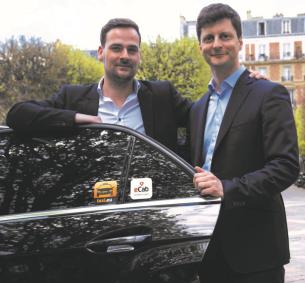 Taxi.eu-eCab